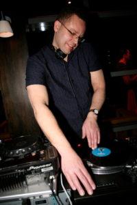 DJ Tim Spins Club DJ